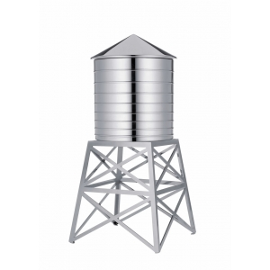 Recipiente Water Tower de acero. - REF. DL02