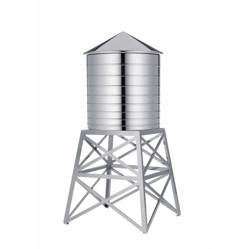 Recipiente Water Tower de acero. - REF. DL02 - Movil