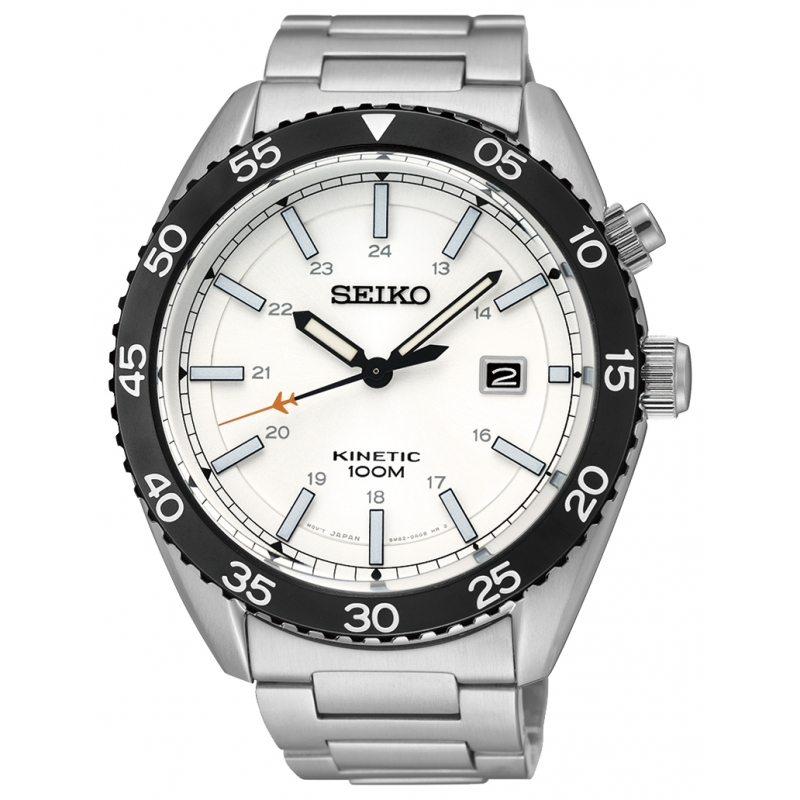 Reloj Seiko Neo Sports Kinetic - REF. SKA615P1 - Movil