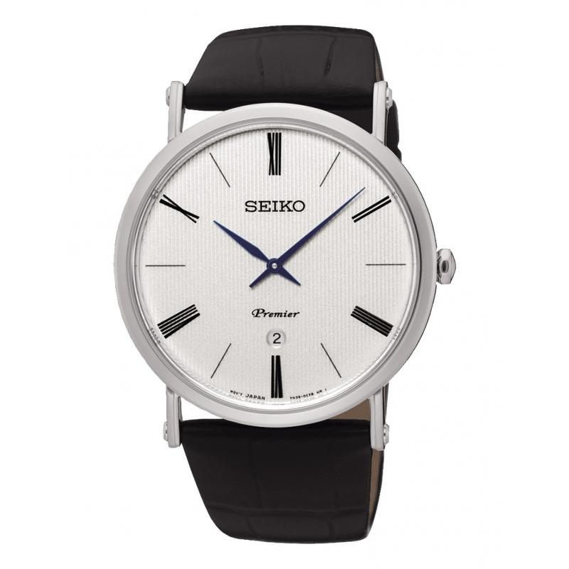 Reloj Seiko Premier Hombre - REF. SKP395P1 - Movil