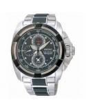 Producto anterior Reloj Seiko Velatura Black Dial Chrono - REF. SNAA93