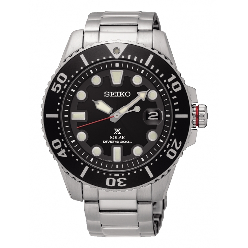 Reloj Seiko Prospex Mar Divers 200. - REF. SNE437P1 - Movil