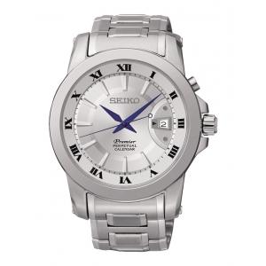 Reloj Seiko Premier Calendario Perpetuo - REF. SNQ139P1