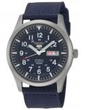Producto anterior Reloj Seiko Neo Sports (Militar/Azul) - REF. SNZG11K1