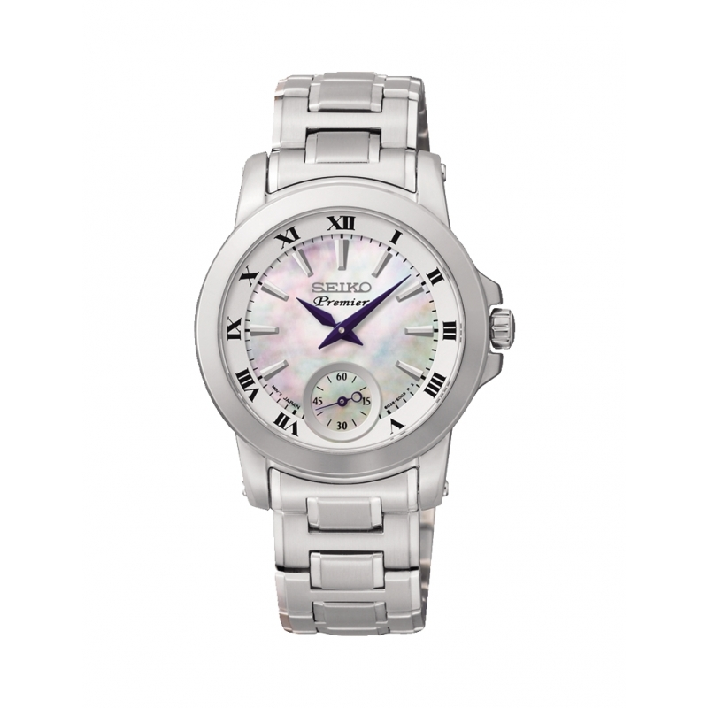 Reloj Seiko Premier Lady - REF. SRKZ69P1 - Movil