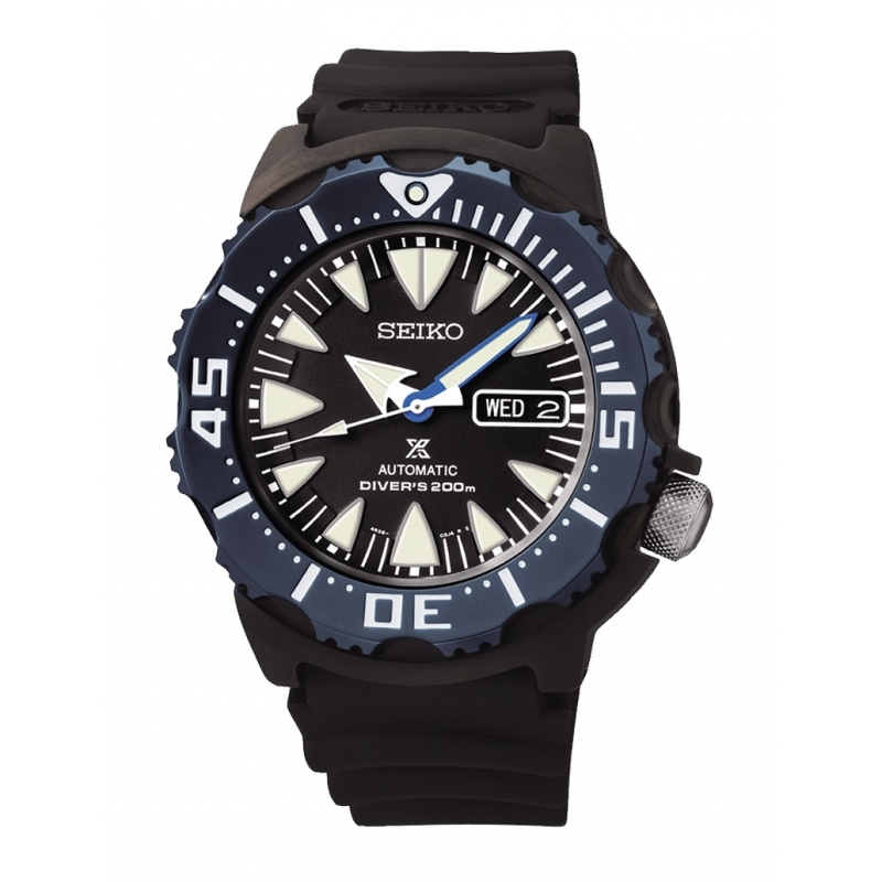Reloj Seiko Prospex Mar Diver´s 200 mt - REF. SRP581K1 - Movil