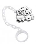 Producto siguiente Gemelos nudo liso de plata. - REF. 00074138