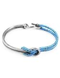 Producto anterior Pulsera Anchor & Crew plata y cuerda azul. - REF. AC.NA.TA2