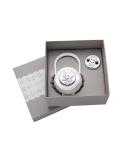 Producto siguiente Set Querubín en azul de plata bilaminada. - REF. 07500426