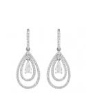 Producto anterior Pendientes oro 1ª ley, diamantes y zafiros. - REF. N-5290P