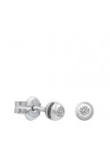 Producto anterior Pendientes chatón mini oro 1ª ley y diamantes. - REF. N-7020/BBP