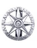 Producto anterior Pinza para billetes de bronce blanco. - REF. B342