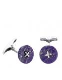 Producto anterior Gemelos botón de plata. - REF. 00074140
