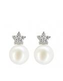 Producto anterior Pendientes oro blanco 1ª ley, diamantes y perlas cultivadas Japón. - REF. IA-OM0146BALLP