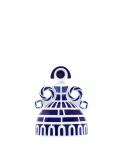 Producto anterior Menina pequeña azul de Sargadelos. - REF. 05011058