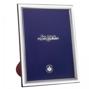 Marco Perlitas de plata. - REF. 00131093