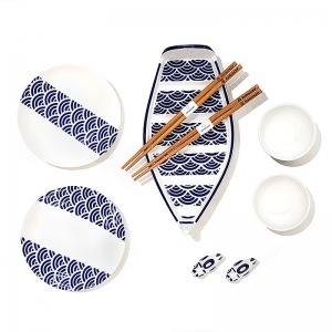 Vajilla sushi 2 servicios de Sargadelos. - REF. 32062003