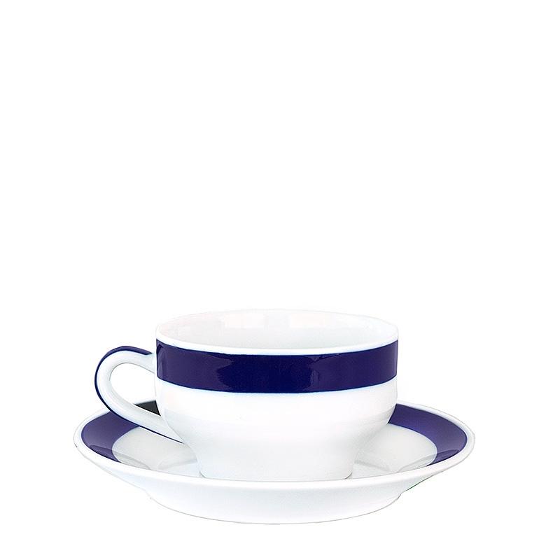 Taza café con plato V 1 de Sargadelos. - REF. 02104193 - Movil