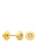 Producto siguiente Pendientes oro 1ª ley y diamantes. - REF. N-5325P