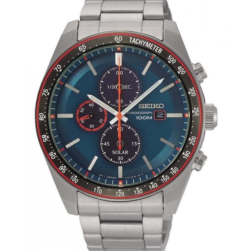 Reloj Seiko Solar Crono - REF. SSC717P1 - Movil