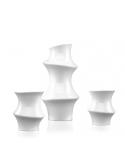 Producto siguiente Pulsera Pantone con piedras multicolor y plata de 1ª ley. - REF. 00508772