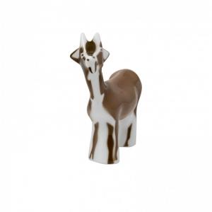 Figura Cabra marrón de Sargadelos. - REF. 33200014 1