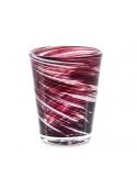 Producto siguiente Set 6 vasos cristal verde. - REF. SET-25037