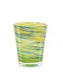 Producto anterior Set 6 vasos cristal verde. - REF. SET-25037