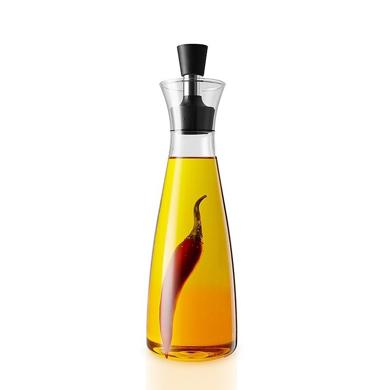 Jarra aceite/vinagre de cristal. - REF. E567685 - Movil
