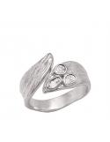 Producto anterior Anillo Sparkles de plata rodiada y diamantes. - REF. O129-0020D14