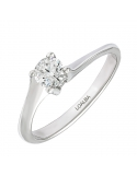Producto siguiente Pendientes átomo mini oro 1ª ley y diamantes. - REF. N-317MBP