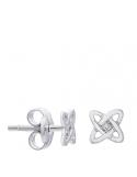 Producto anterior Pendientes átomo mini oro 1ª ley y diamantes. - REF. N-317MBP