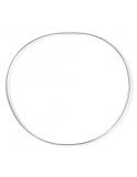 Producto anterior Gargantilla 3 hilos de acero color plata con cierre de plata. - REF. GR-71-0003HD