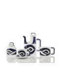 Producto anterior Juego de Té 6 servicios modelo P de Sargadelos. - REF. 02628201