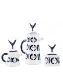 Producto anterior Garnitura café Vilar de Donas de Sargadelos. - REF. 02206199