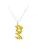 Producto anterior Colgante Love amarillo con cadena. - REF. N-8004BC002