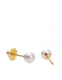 Producto anterior Pendientes de oro 1ª ley y perla cultivada. - REF. 26311