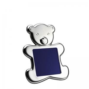 Marco oso de plata. - REF. 038002