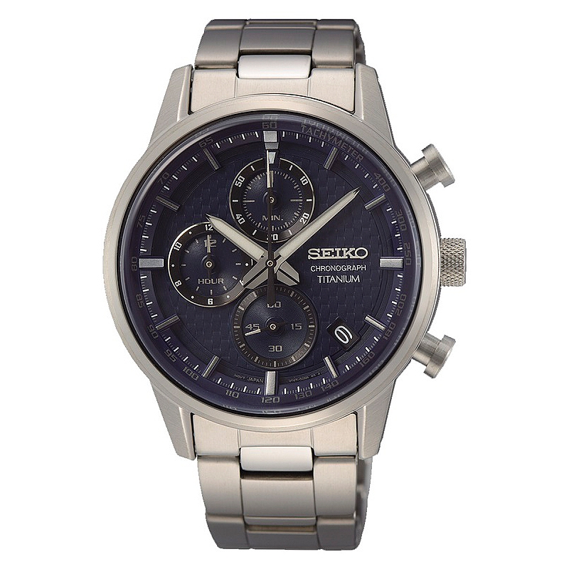 Reloj cronógrafo Seiko Neo Sports. - REF. SSB387P1 - Movil