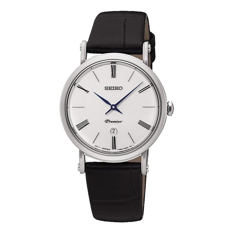 Reloj Seiko Premier extraplano. - REF. SXB431P1 - Movil