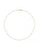 Producto anterior Gargantilla oro amarillo 1ª ley y 20 perlas cultivadas. - REF. N-10589N
