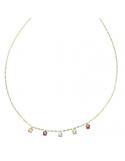 Producto siguiente Collar Summer Time plata 1ª ley chapada en oro. - REF. 00510157
