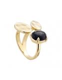 Producto siguiente Pulsera Arco eslabón largo plata 925 chapada en oro amarillo. - REF. 00510099