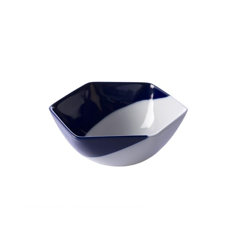Hexabol MA Banda azul de Sargadelos. - REF. 32100112 - Movil