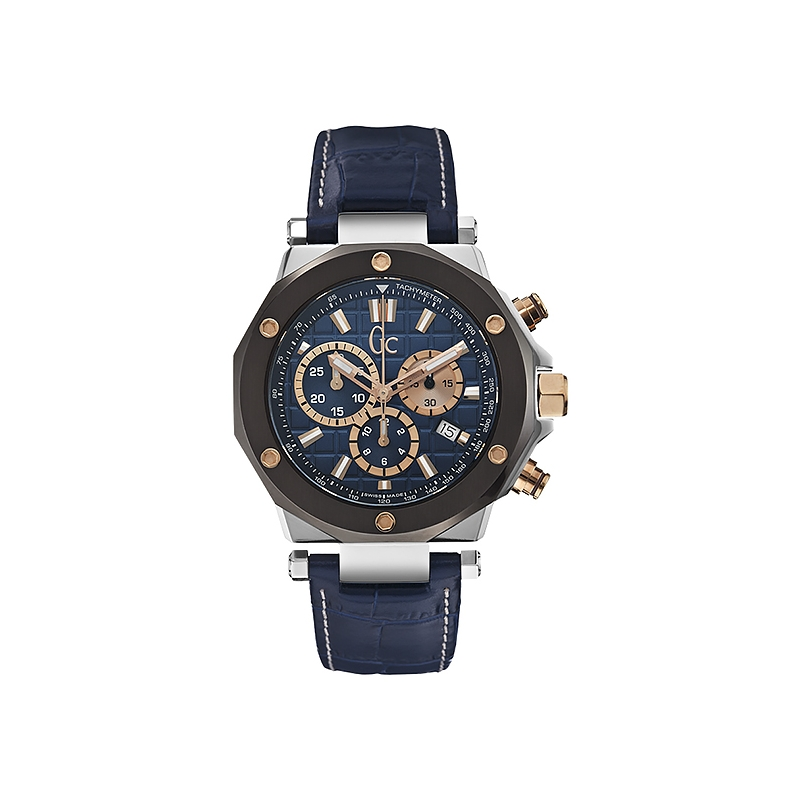 Reloj Guess Collection GC-3 CHRONO - REF. X72025G7S - Movil