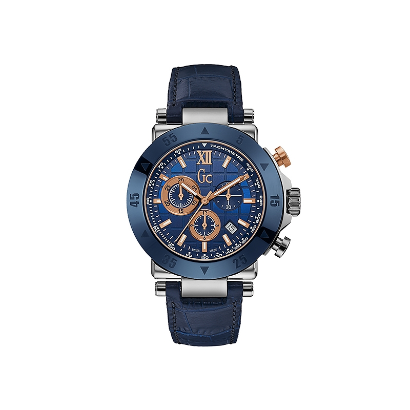 Reloj Guess Collection GC-1 Sport. - REF. X90013G7S - Movil