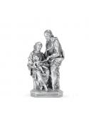 Producto anterior Figura Nacimiento pequeño bañada en plata. - REF. 1035P