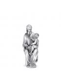 Producto siguiente Anillo plata dorada y amatistas verdes. - REF. IL036AV-M