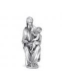 Producto anterior Figura Virgen Cánigo grande bañada en plata. - REF. 1030P